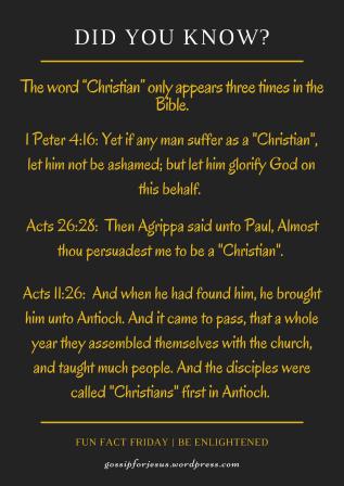 Gossip 4 Jesus (1)