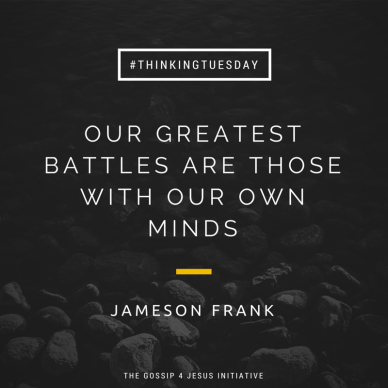 #thinkingtuesday